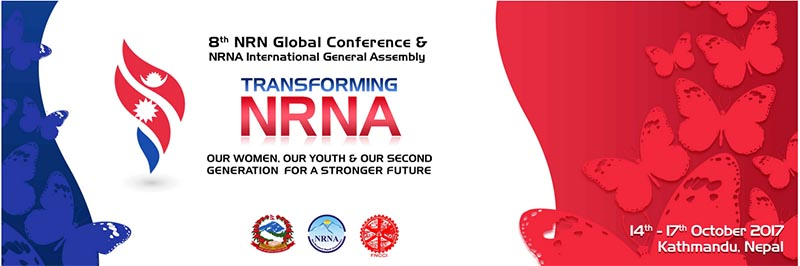 The eighth global conference of NRNA kicks off in Kathmandu
