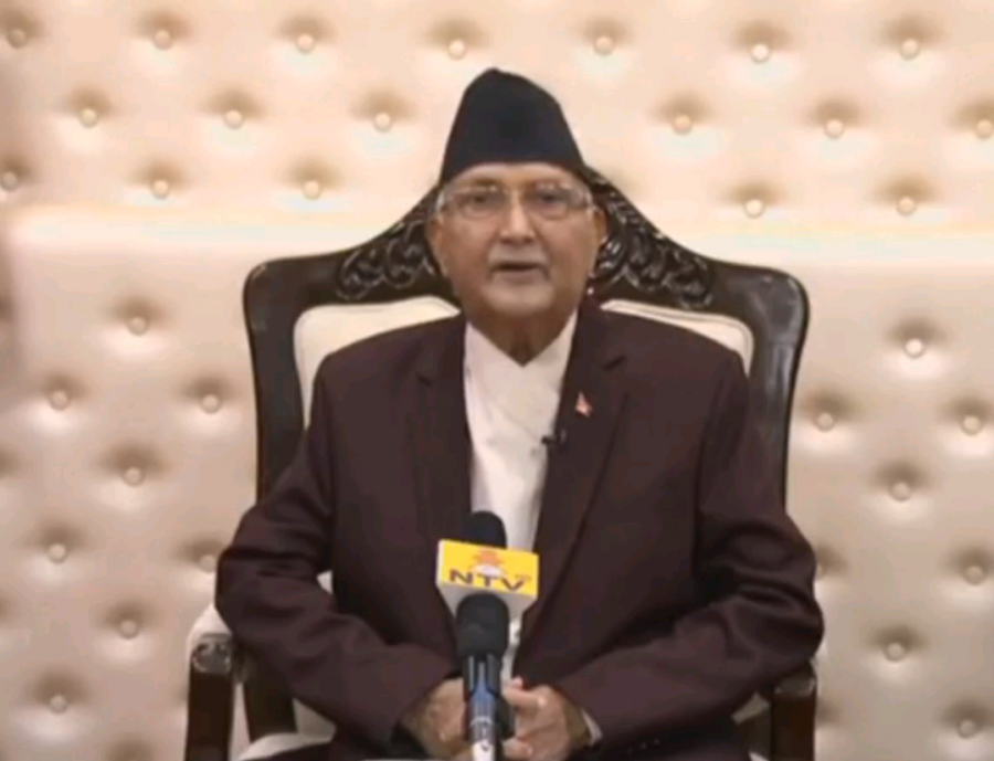Prime Minister expresses satisfactions over current status of Nepal in battling the COVID-19