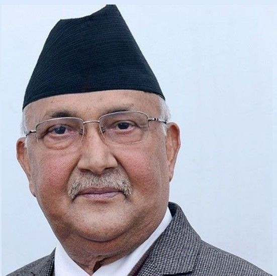 Prime Minister Oli to Admit Grande International Hospital Today For Dialysis Of His Transplanted Kidney