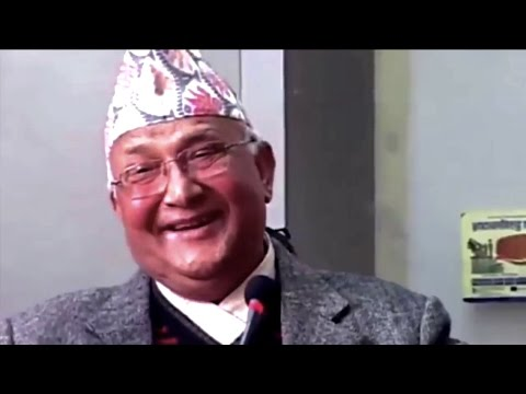 Ruling NCP is not split yet and Dahal is still the second-ranked chairman of the party: Oli