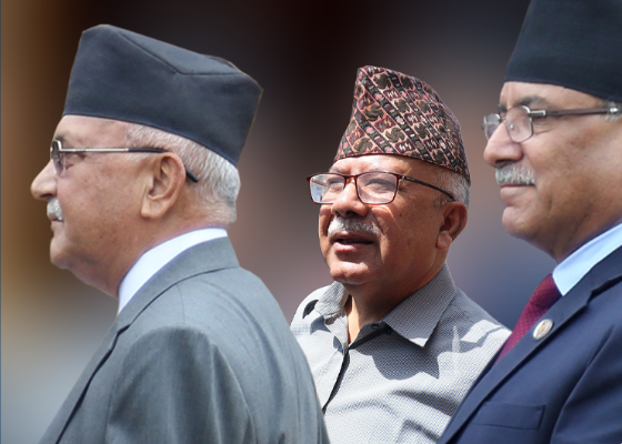 Dahal-Nepal faction of the ruling NCP decides to initiate process to Oust Oli from the post of parliamentary Party leader