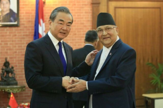 Nepal-China sign three bilateral deals, discuss on ranges of issues