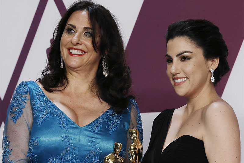 Oscar win seen ending shame about menstruation that puts women at risk