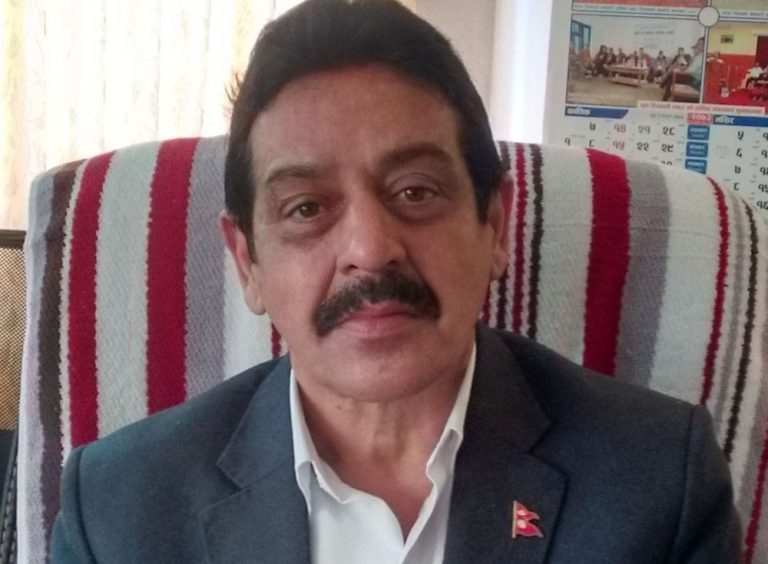 CIAA arrests DOFE DG Pandey on the charge of receiving bribe