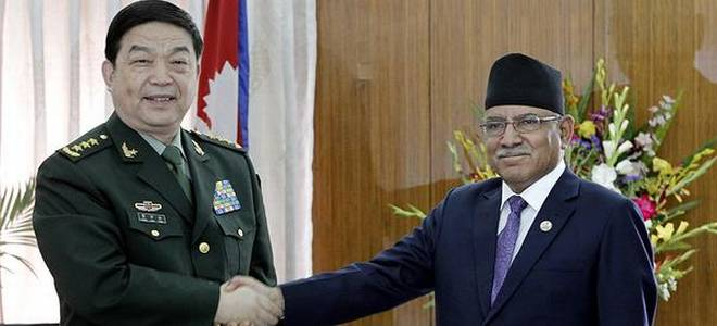 Nepal-China joint military drill raises eyebrow in diplomatic level