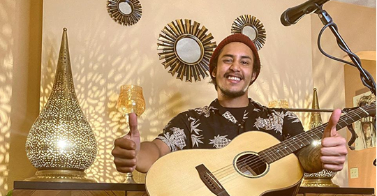 Arthur Gunn Dibesh Pokharel Secures Top 7 Position of American Idol