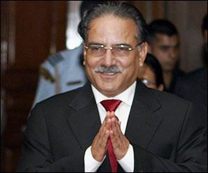 Prime Minister Dahal leaves for United Arab Emirates