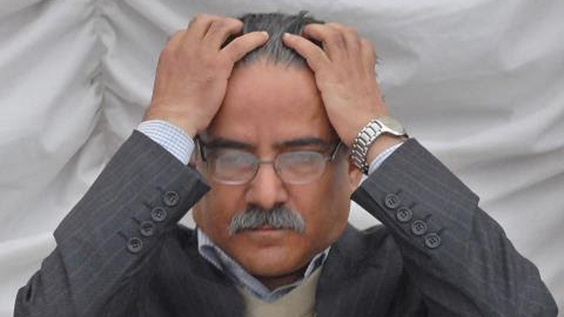 Nationwide victory of the leftist alliance is both the people's mandate and challenge: Dahal