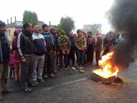 Protests since six days paralyze normal life in western and mid-western regions