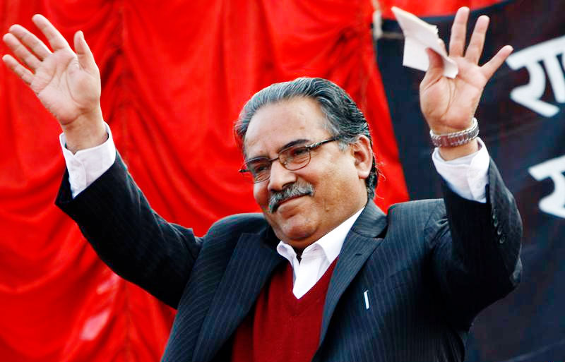 No one can escape from the responsibility of holding the elections: Dahal