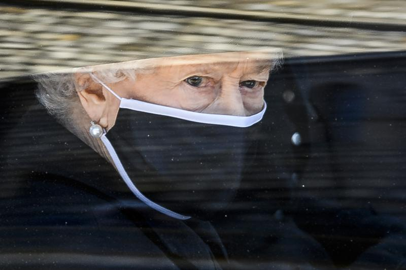 Queen Elizabeth marking 95th birthday in low-key fashion