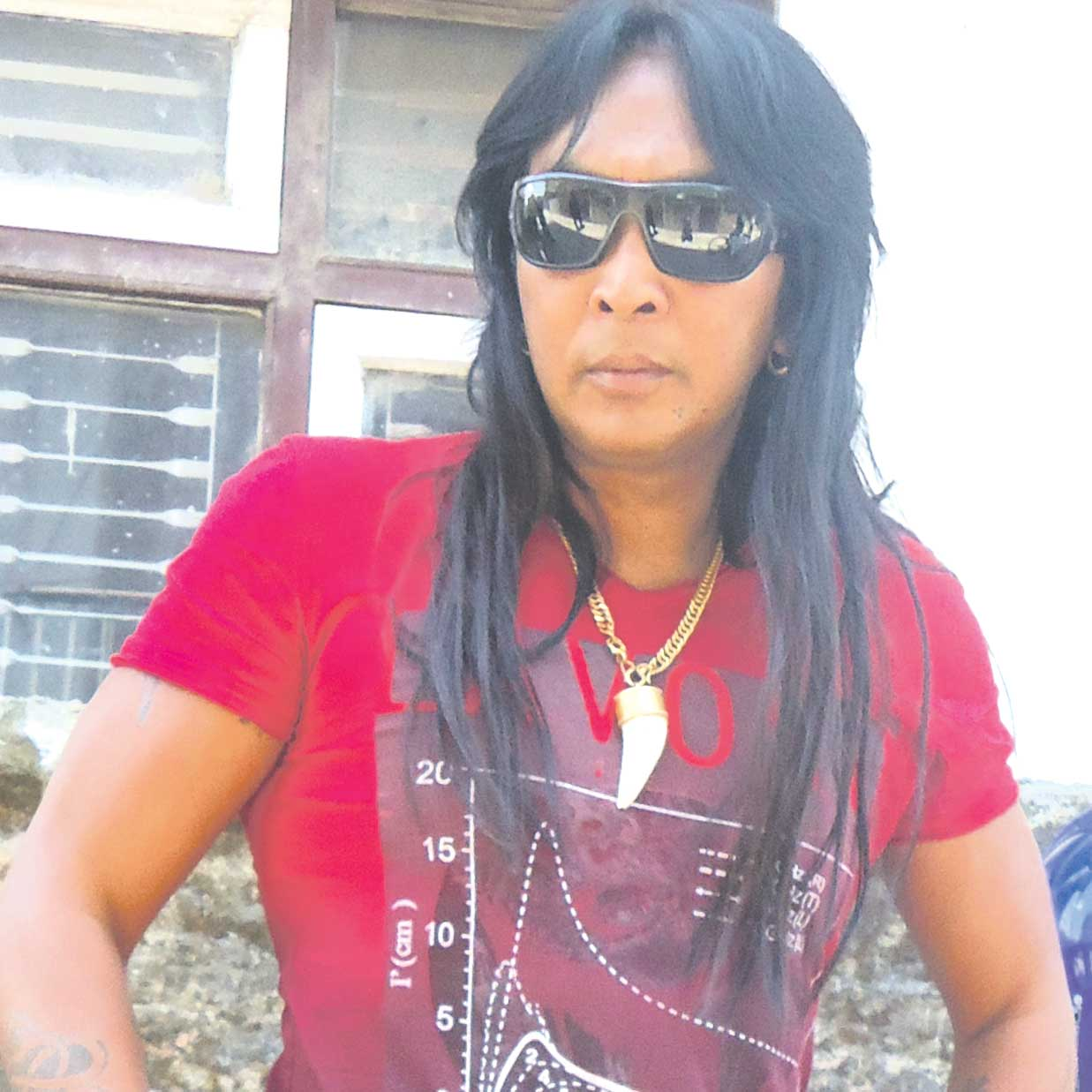 CIB of Nepal Police arrests Nepali cine film's renowned action director Rajendra Khadgi