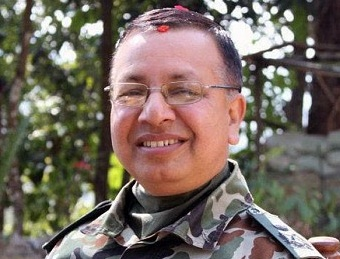Nepal Army Chief Chhetri challenges against attempts to disintegrate the country