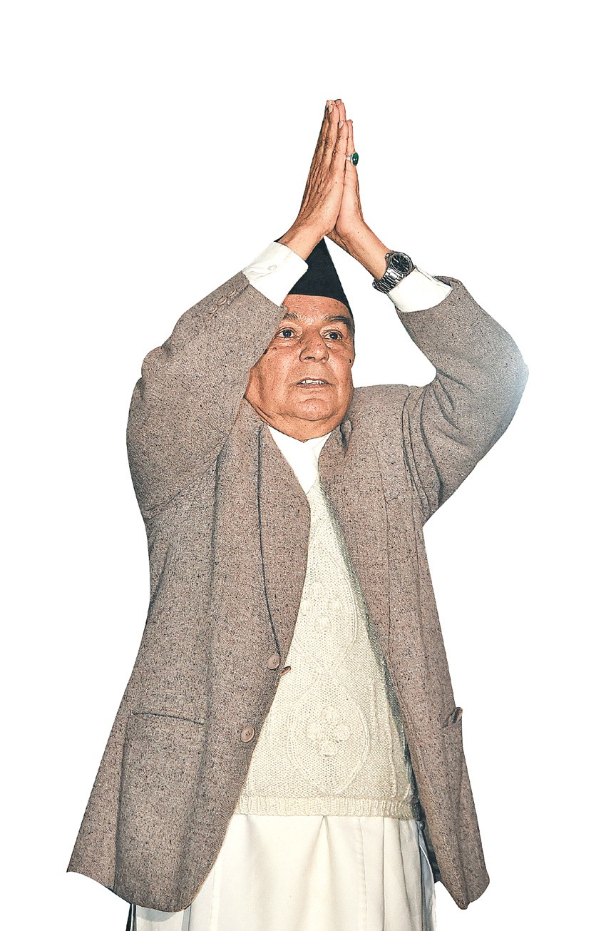 Veteran Nepali Congress leader Poudel losses elections from Tanahau-1