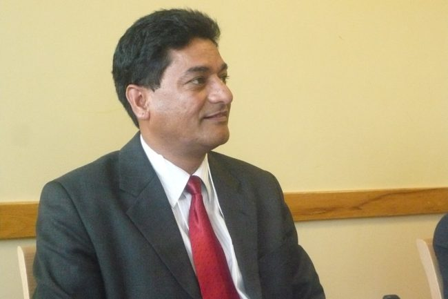 Minister Lekhak direct authorities to intensify the search of missing former minister Ghimire