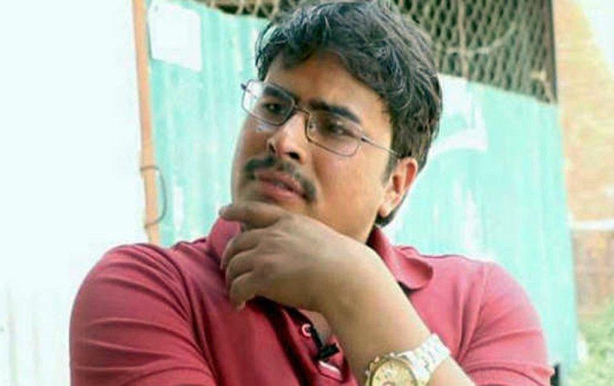 Social Activist Gyanendra Shahi Arrested