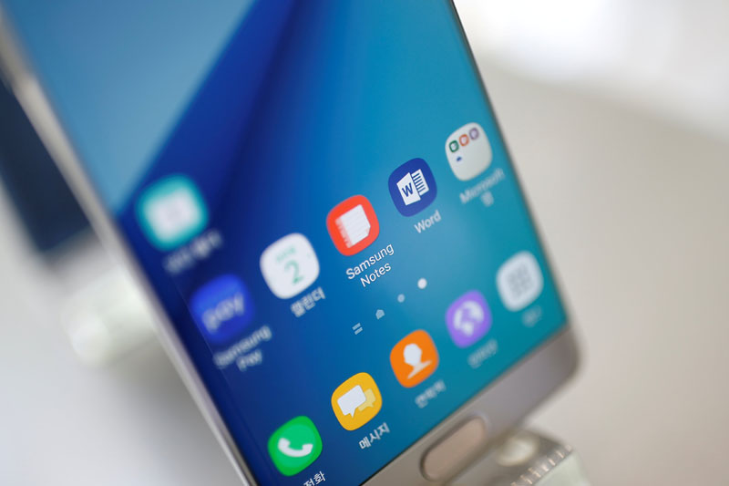 Samsung says over 1m globally using Galaxy Note 7 with safe battery