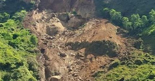 Death toll reach 31 and dozen missing in the landslide occurred in past 24 hours