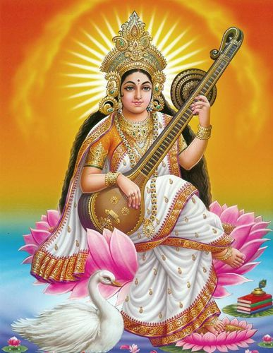 Sarasati Pooja observe across the country
