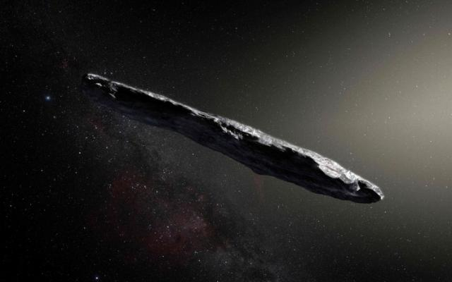Scientists to investigate if cigar-shaped asteroid could be an alien spacecraft