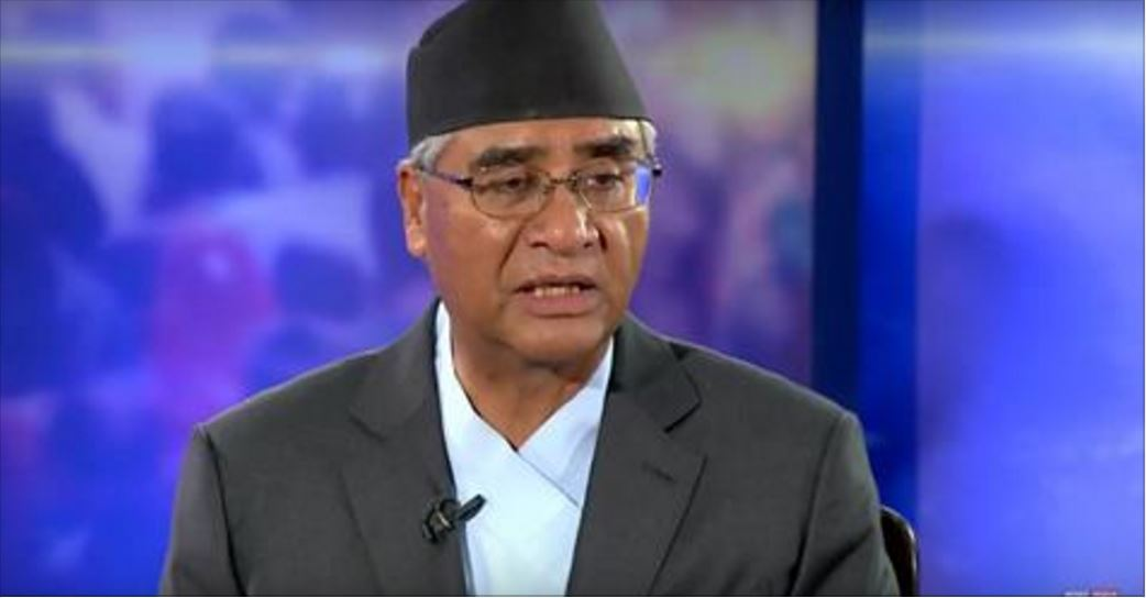 Leftist forces challenged democracy: Prime Minister Deuba