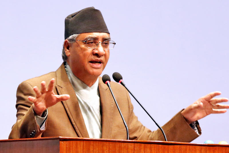 Much waited state visit of Nepali Prime Minister Deuba to India begins from today