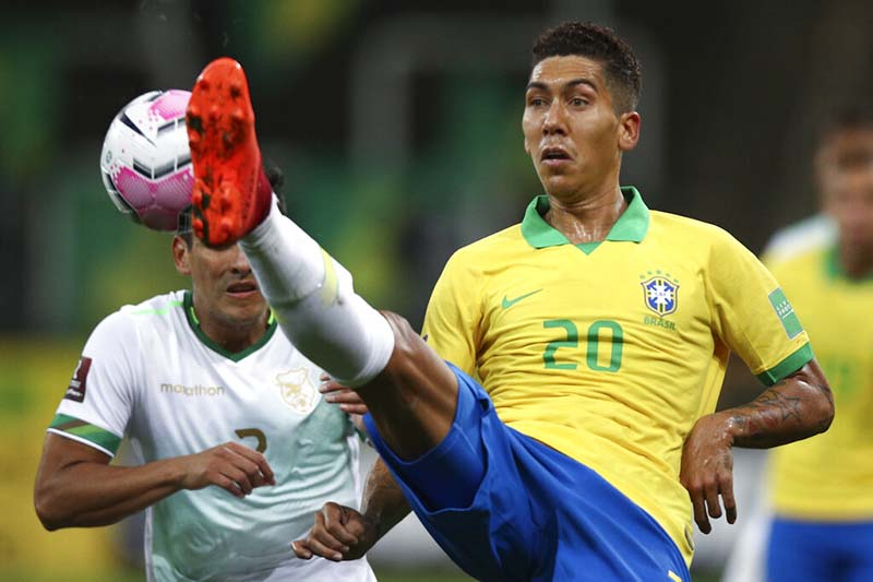 Brazil, Colombia outclass rivals, lead World Cup qualifiers
