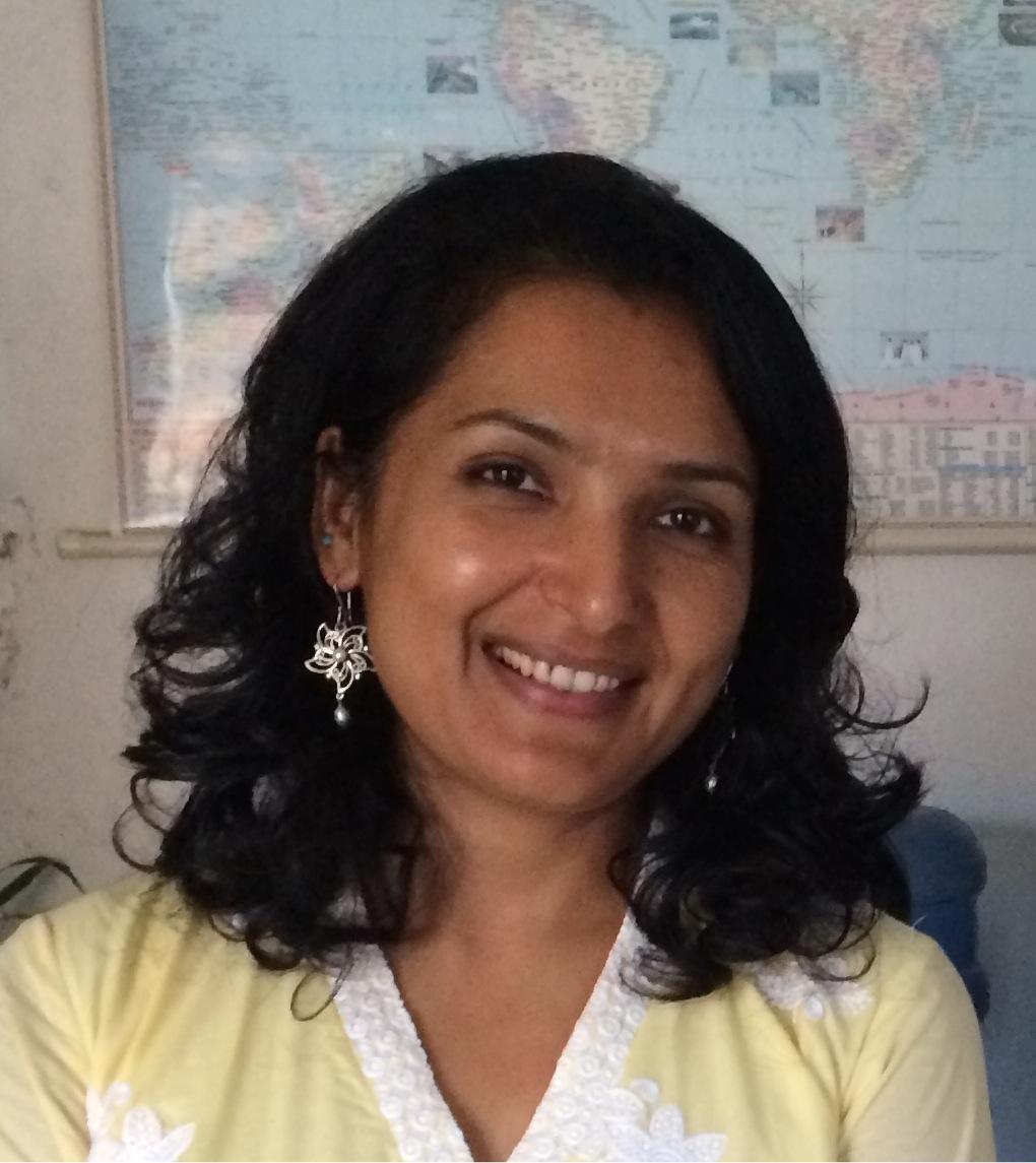 Srijana Thapa, South Asia Regional Director of World Neighbors