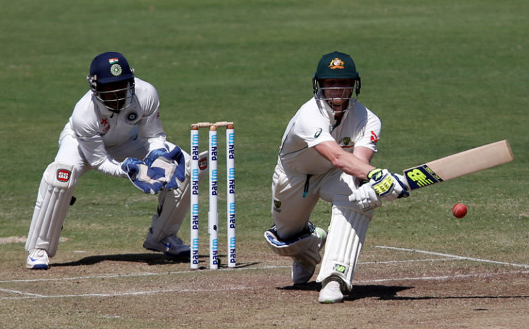 O'Keefe takes six as Australia skittle India for 105