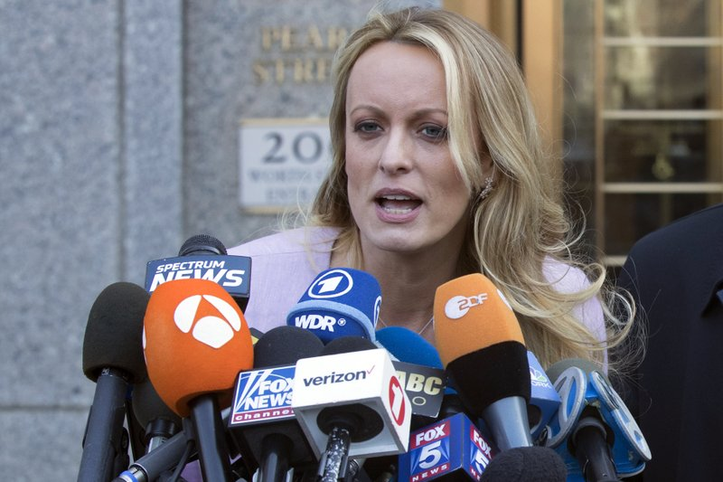 US prosecutors cancel Stormy Daniels meeting in Cohen probe