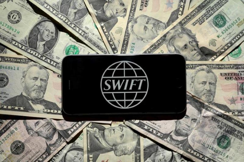 Hackers stole $6 mln from Russian bank via SWIFT system: central bank