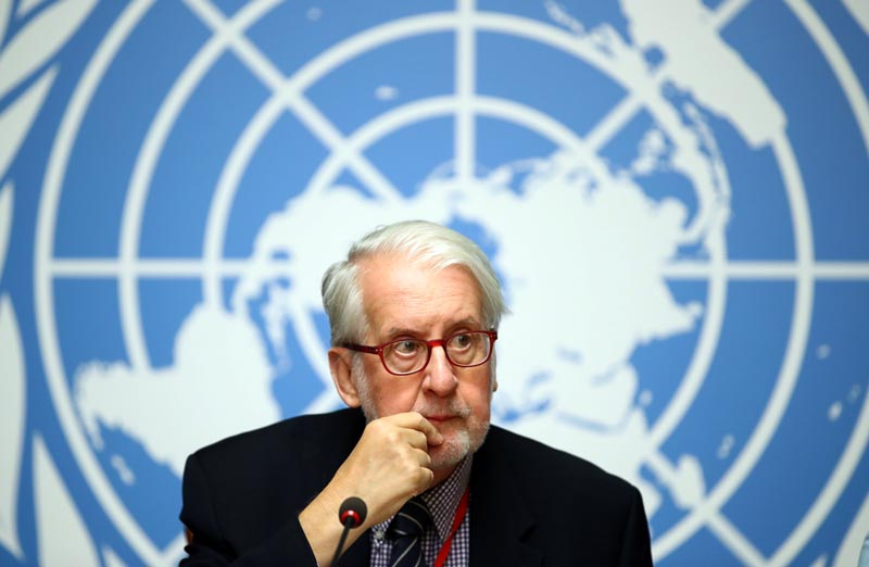 UN investigators link US, Syrian and Russian forces to war crimes