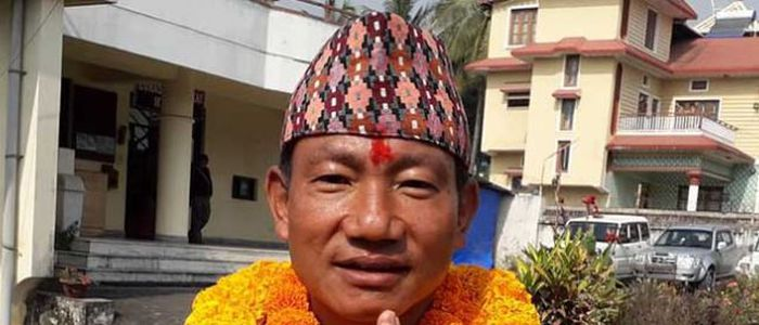 Nepali Congress Candidate Rai elected as the mayor of Dharan sub-metropolitan city