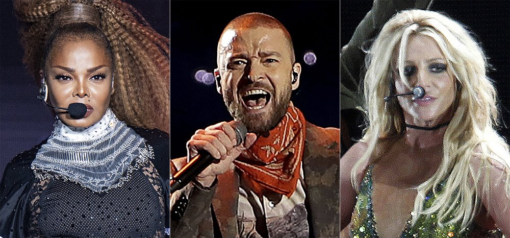 Timberlake apologizes to Britney Spears and Janet Jackson