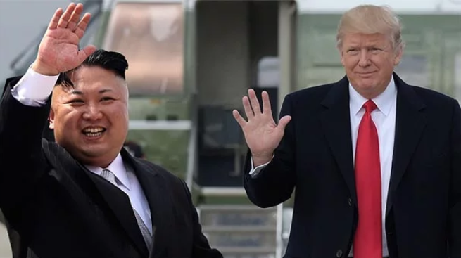 Trump expresses optimism amid final Kim summit preparations