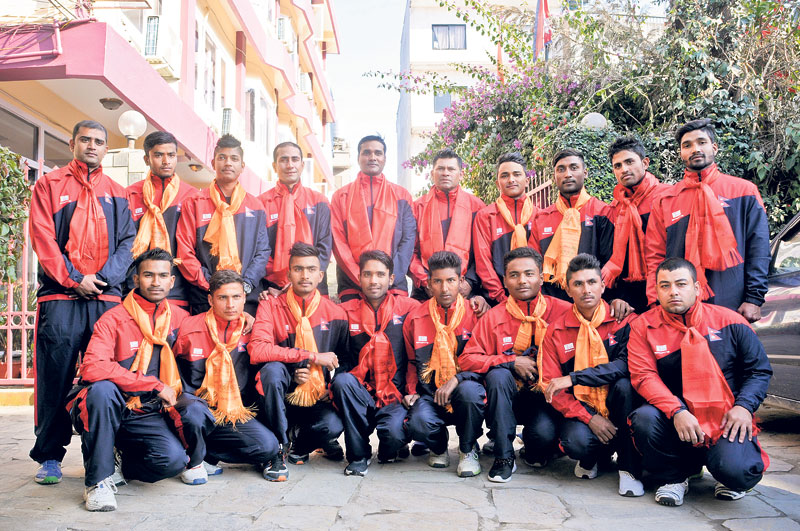 18-member team chosen for U-19 ICC world cup qualifier