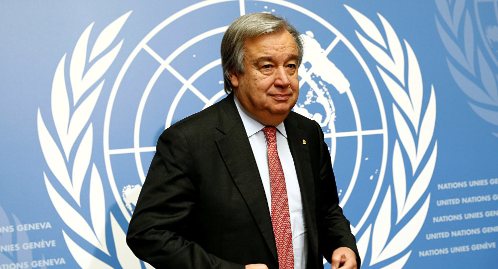 UN Secretary General Guterres congratulates for successful elections in Nepal