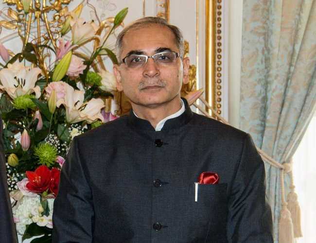 India sends request for agreemo on Vinay Mohan Kwatra to appoint its ambassador to Nepal