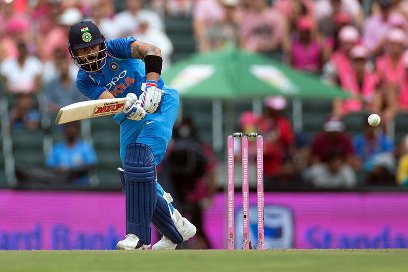 Kohli, Pandya help India level T20 series in Sydney